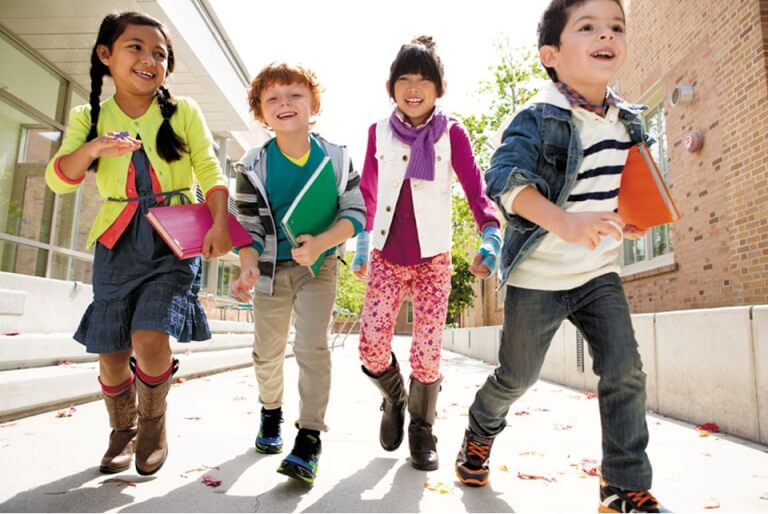 Top Four Tips for Buying Back-to-School Shoes