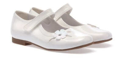 The Charlene by Rachel Shoes - White