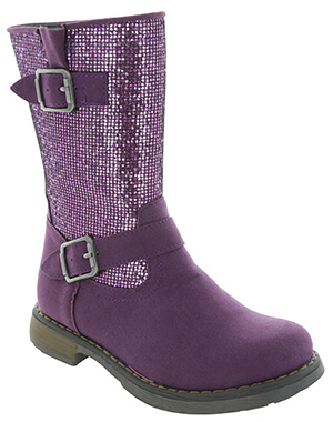 JJ Balleto Purple Boots
