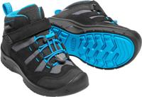 Keen Black Blue Shoe