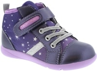 Tsukihoshi Shoes Star Navy Purple