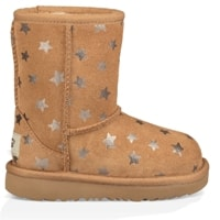 UGG Classic Short with Stars Boot